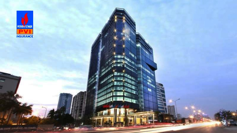 Trụ sở PVI Tower