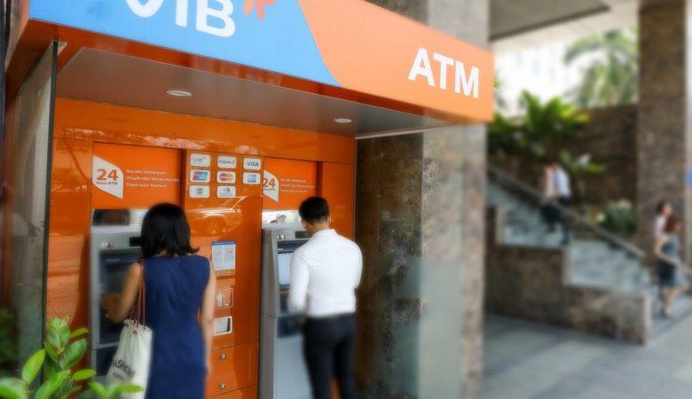 Rút tiền mặt từ thẻ tín dụng VIB