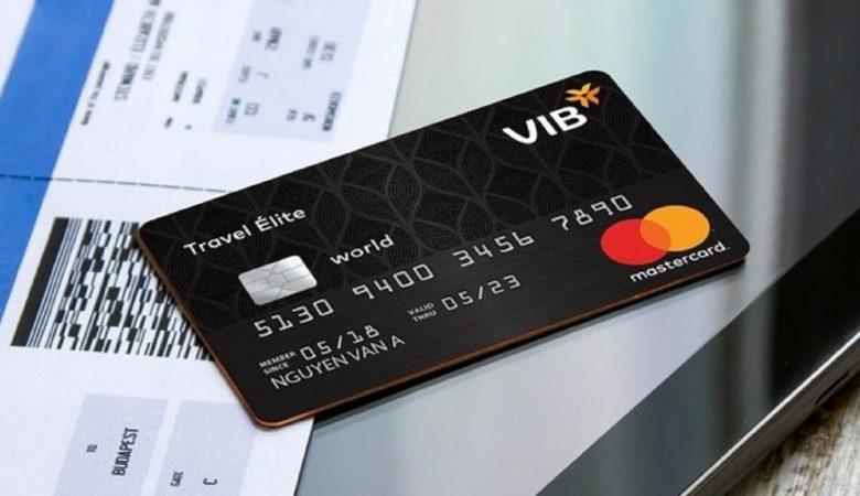 Thẻ tín dụng VIB Travel Elite