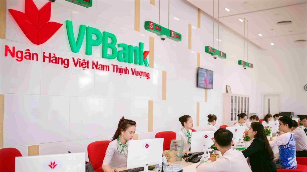Vay tín chấp tại VPBank