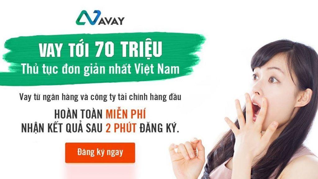 Cho vay tiền Avay