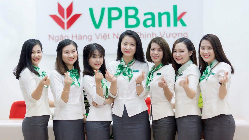 Giao dịch viên tại VPBank