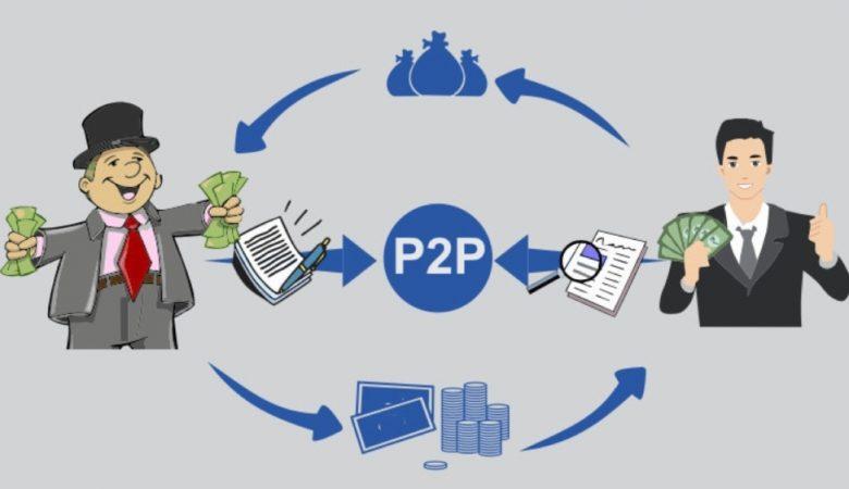 Cho vay ngang hàng P2P Lending