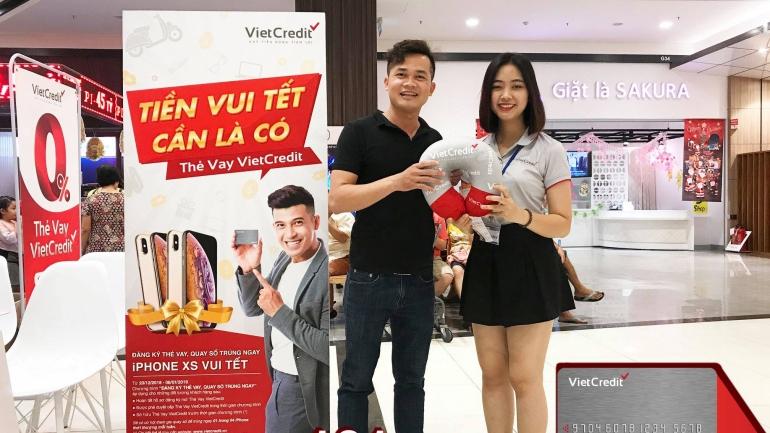 Điểm tư vấn dịch vụ của Vietcredit