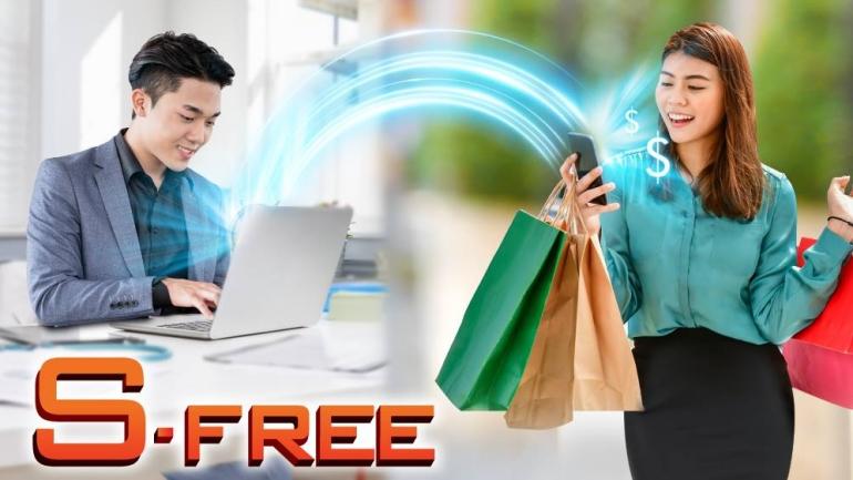 SCB chuyển tiền liên ngân hàng với S Free