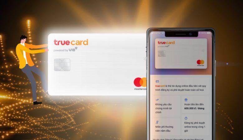 Thẻ tín dụng VIB TrueCard