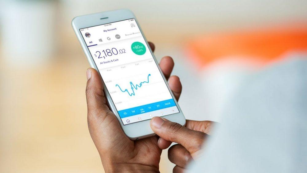 App đầu tư tài chính
