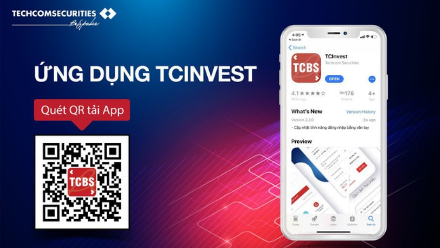 Ứng dụng TCInvest