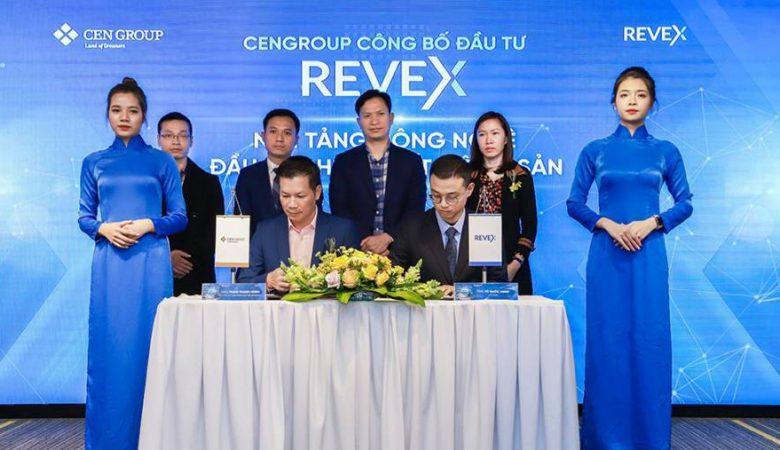 CenGroup ra mắt nền tảng công nghệ đầu tư chung bất động sản Revex