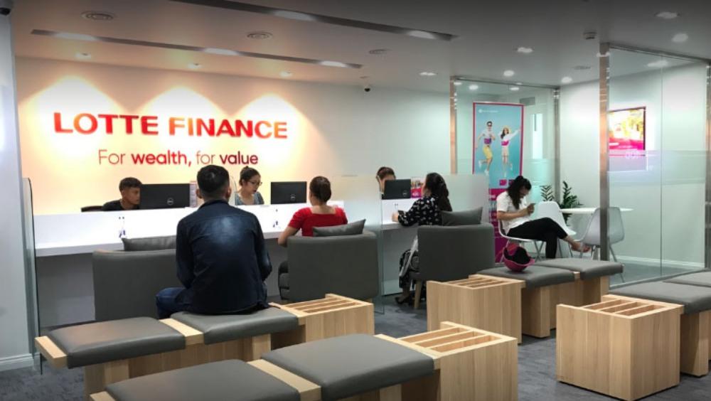 Giao dịch tại Lotte Finance