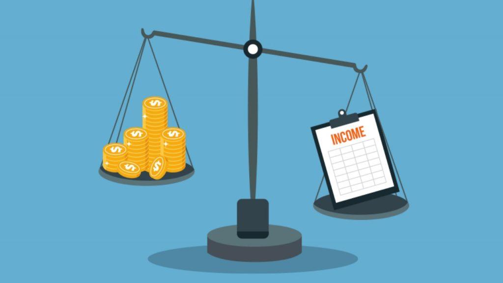 Tăng thu nhập để cải thiện chỉ số DTI