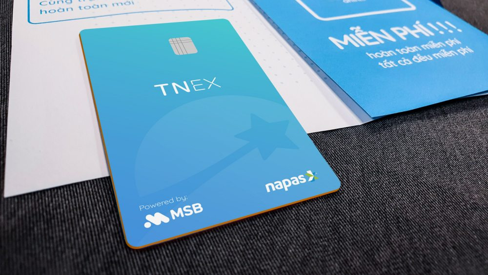 Thẻ vật lý TNEX