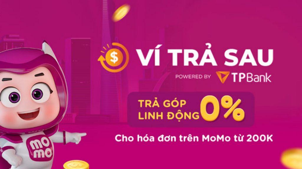 Ví trả sau Momo là gì?